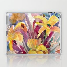 Flowers in a Pitcher Laptop & iPad Skin