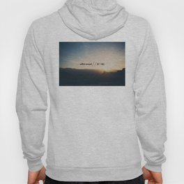 collect moments // not things Hoody