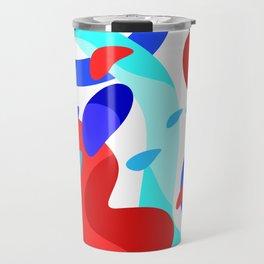 colors in my dream Travel Mug
