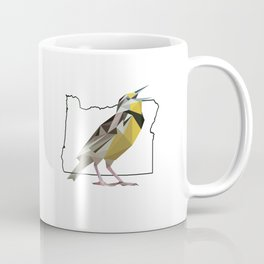 Oregon – Western Meadowlark Coffee Mug