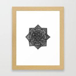 Little Details Framed Art Print