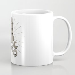 Jolly Robot 01 Coffee Mug