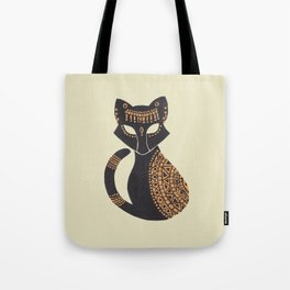 The Egyptian Cat Tote Bag