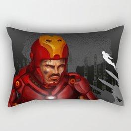 THE FACE COLLECTION - IRON MAN Rectangular Pillow