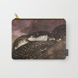 Snakestress At Large Carry-All Pouch