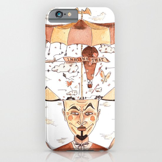Imagine That iPhone & iPod Case