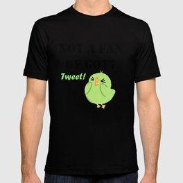 Not a fan of Got7 Ahgase Tweet! T-shirt