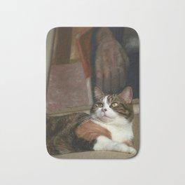 To Be a Cat Bath Mat