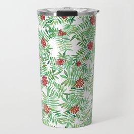 Rowan/ Mountain-ash Travel Mug