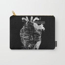 Heart Wanderlust Carry-All Pouch