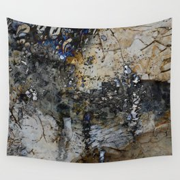 Galactic Storm Quattro Wall Tapestry