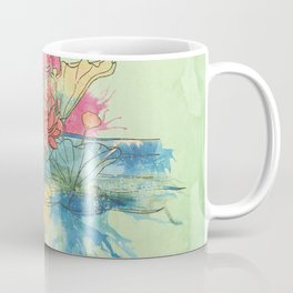 Lotus Splash Coffee Mug