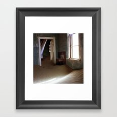 Invaded Framed Art Print