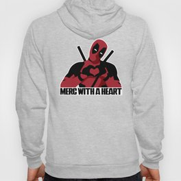 Merc with a Heart Hoody