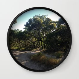 Summer's Day, Photography Wall Clock