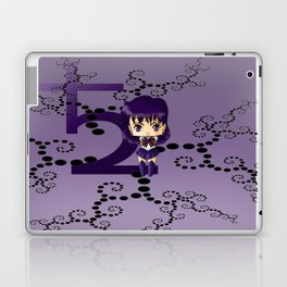 Sailor Saturn Laptop & iPad Skin