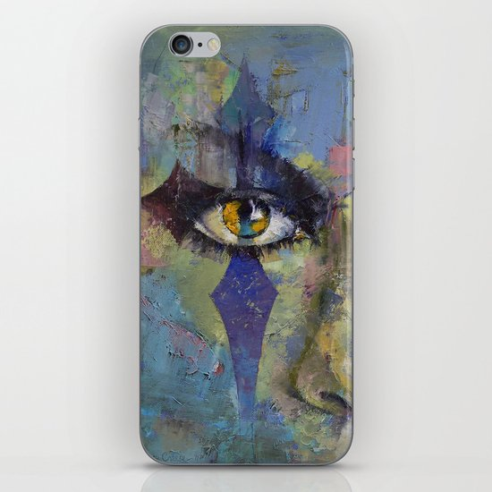 Gothic Art iPhone & iPod Skin