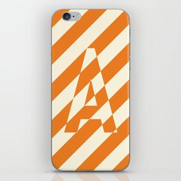 A Pattern iPhone Skin