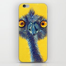 emu iPhone Skin