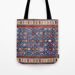 Daghestan East Caucasus  Antique Rug Print Tote Bag