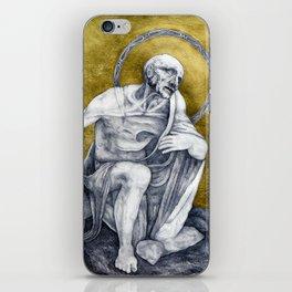St Jerome iPhone Skin