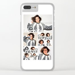 PARRILLA #2 Clear iPhone Case