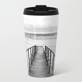 stone breakwater Travel Mug