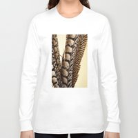 into the wild Long Sleeve T-shirts featuring Wild by Charlene McCoy