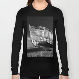 A Lonely Boat Long Sleeve T-shirt