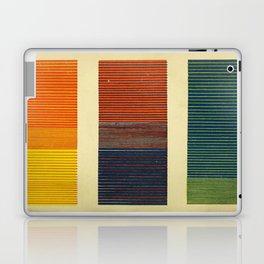 Antique Color Grades Laptop & iPad Skin