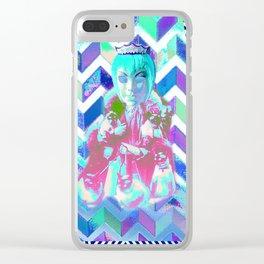 Tracy Porter / Roxy Attic: Aristocat Clear iPhone Case