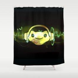 hippity hop Shower Curtain