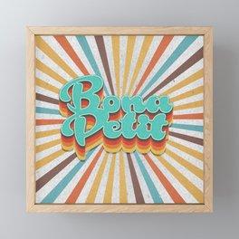 Bona Petit Framed Mini Art Print