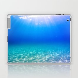 One Deep Breath Laptop & iPad Skin