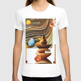 Sand Bowls T-shirt
