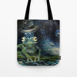 Froggy Heaven Tote Bag