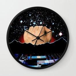 Planetary Tax Wall Clock