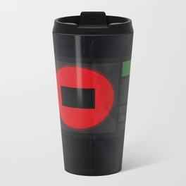 AI - FLDMSDFR Metal Travel Mug