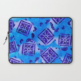Mosaic Pattern Laptop Sleeve