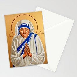 Saint Teresa of Calcutta (Mother Teresa) Stationery Cards