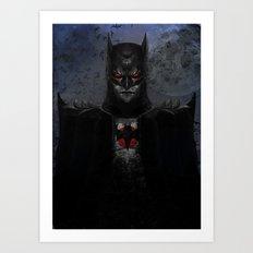 Dark Paradox Art Print