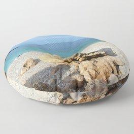 SICILIAN SEA SOUND Floor Pillow