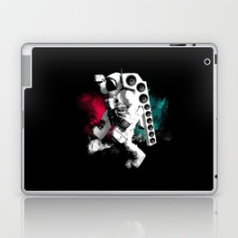 Basstronaut Laptop & iPad Skin