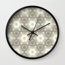 somewhere expensive Wall Clock