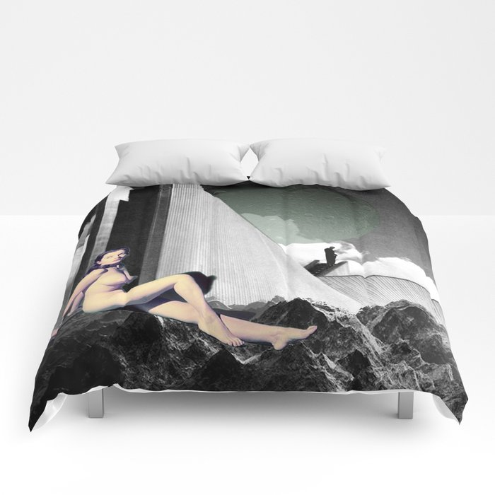 Cold Blooded Comforters