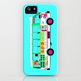 BUS (Colorway B) iPhone Case