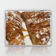 French Toast. Laptop & iPad Skin