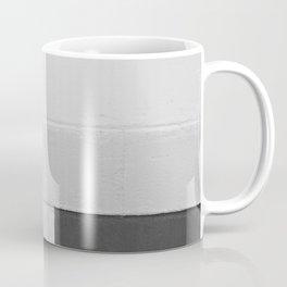 Arrow (Black and White) Coffee Mug