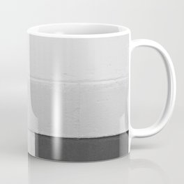 Arrow (Black and White) Coffee Mug