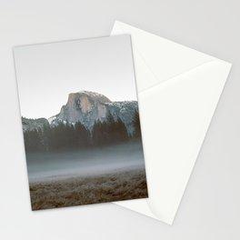 Morning Mist, Yosemite Stationery Cards